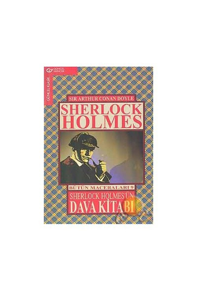 Sherlock Holmes'ün Dava Kitabı / Bütün Maceraları 9