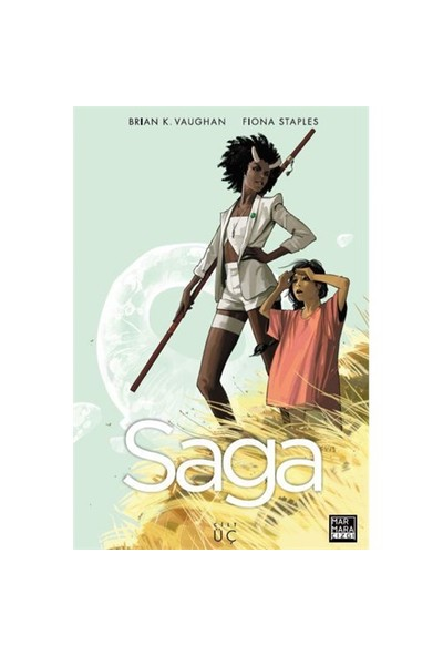 Saga-Brian K. Vaughan