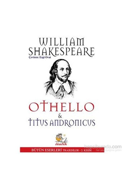 Othello Titus Andronicus-William Shakespeare