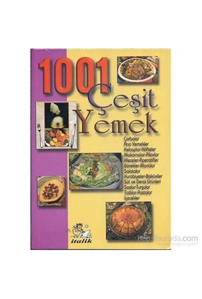 1001 Çeşit Yemek - M. Ali Ayyıldız
