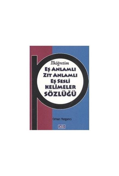 Parıltı Yayınları İlköğretim Eş Anlamlı Zıt Anlamlı Eş - Derleme
