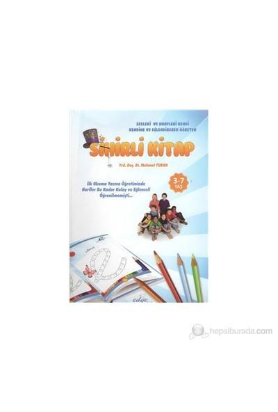 Sesleri ve Harfleri Kendi Kendine ve Eğlendirerek Öğreten Sihirli Kitap