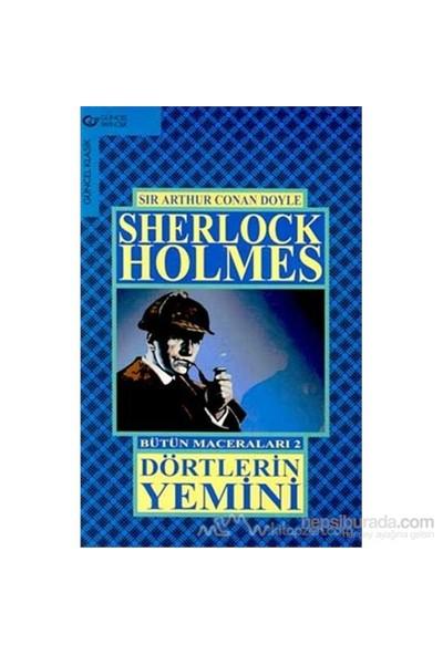 Dörtlerin Yemini Bütün Maceraları 2 Sherlock Holmes-Sir Arthur Conan Doyle