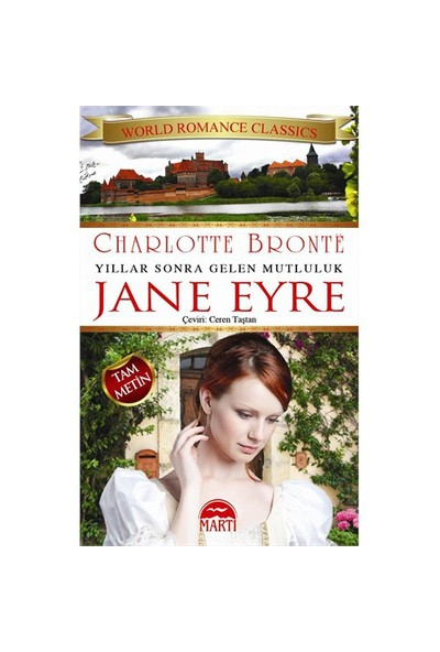 Jane Eyre (Tam Metin) - Charlotte Bronte