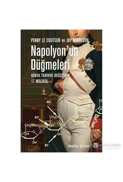 Napolyon'un Düğmeleri - Jay Burreson