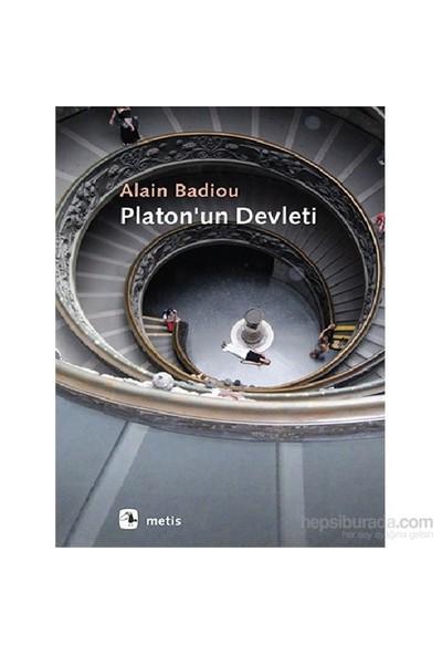 Platon'Un Devleti-Alain Badiou
