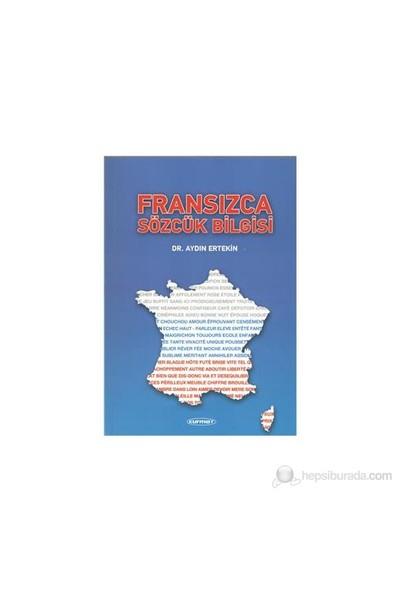 Fransızca Sözcük Bilgisi-Aydın Ertekin