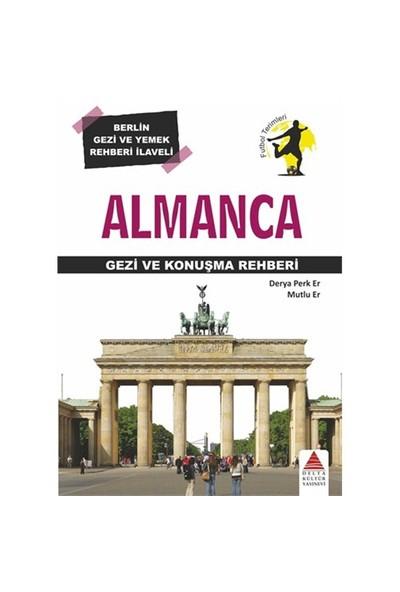 Almanca Gezi Ve Konuşma Rehberi-Mutlu Er