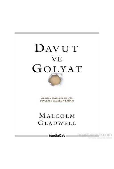 Davut ve Golyat - Malcolm Gladwell