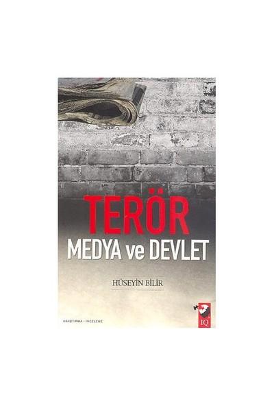 Terör - Medya Ve Devlet