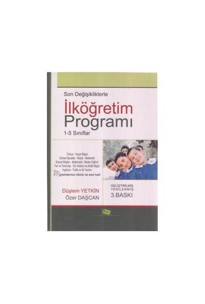 Son Değişikliklerle İlköğretim Programı