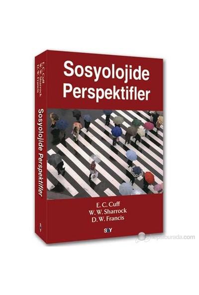 Sosyolojide Perspektifler-D.W.Francis