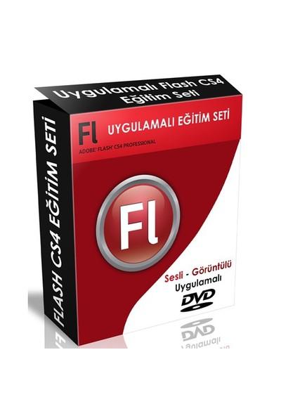 Adobe Flash CS4 Uygulamalı Eğitim Seti