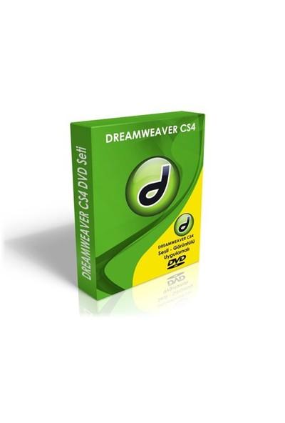 Adobe Dreamweaver CS4 Görüntülü DVD Seti