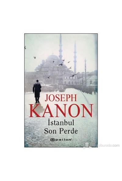 İstanbul Son Perde-Joseph Kanon