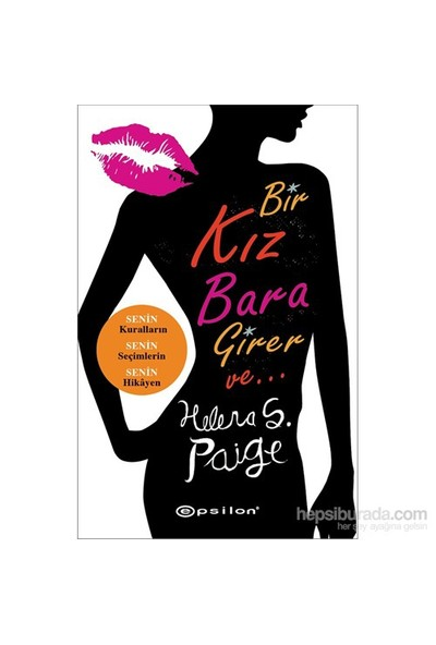Bir Kız Bara Girer Ve…-Helena S. Paige