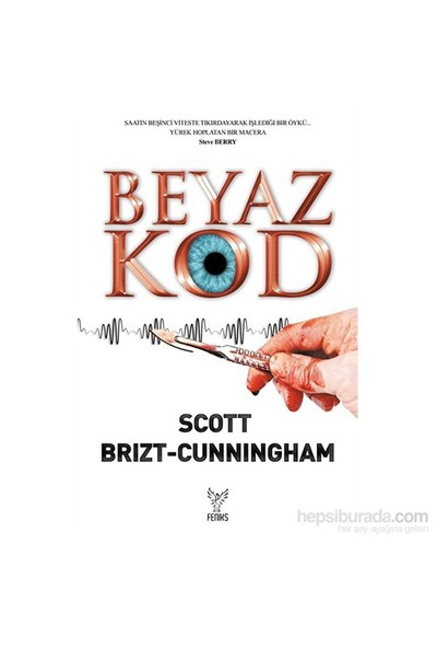 Beyaz Kod-Scott Brizt-Cunningham