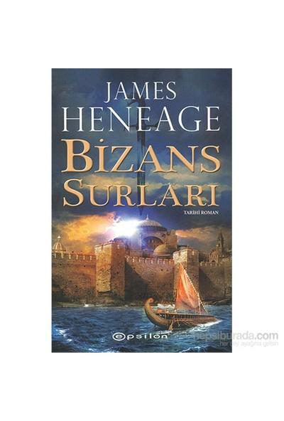 Bizans Surları - Mistra Günlükleri 1-James Heneage