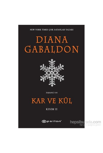 Kar Ve Kül Kısım Iı - Diana Gabaldon