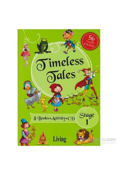 Stage 1: Timeless Tales 8 Kitap Set-Kolektif
