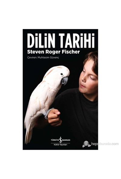 Dilin Tarihi-Steven Roger Fischer