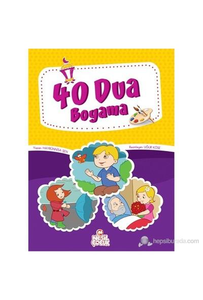 40 Dua Boyama-Uğur Köse
