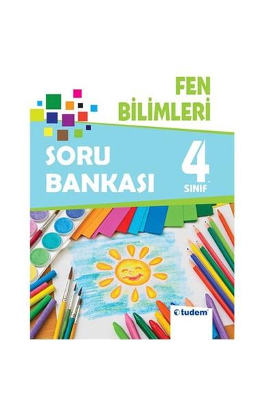 Tudem Yayınları 4. Sınıf Fen Ve Teknoloji Soru Bankası-Kolektif