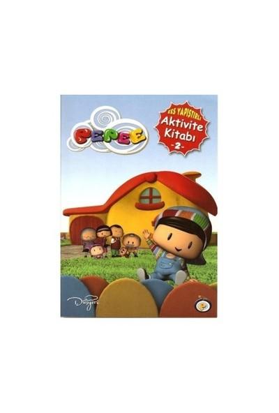 Pepee Aktivite Kitabı - 2