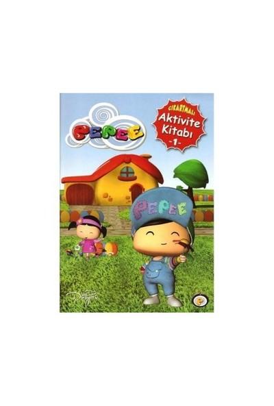 Pepee Aktivite Kitabı - 1