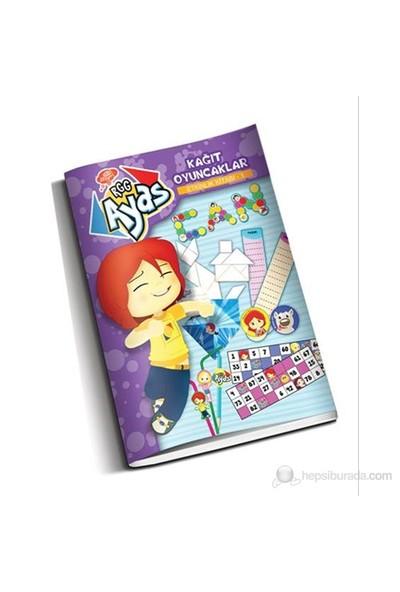 Kağıt Oyuncaklar-Etkinlik Kitabı - Ayşe Şule Bilgiç