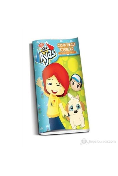 Ayas Çıkartmalı Oyunlar-Etkinlik Kitabı-Ayşe Şule Bilgiç