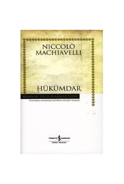 Hükümdar (Ciltli)-Niccolo Machiavelli