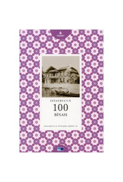 İstanbulun Yüzleri Serisi 58 İstanbulun 100 Binası-Rose Mary Samanoğlu