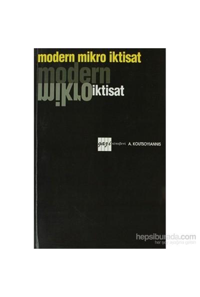 Modern Mikro İktisat-A. Koutsoyiannis