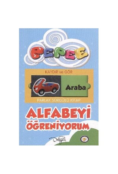 Pepee Sürgülü Alfabe Kitabı