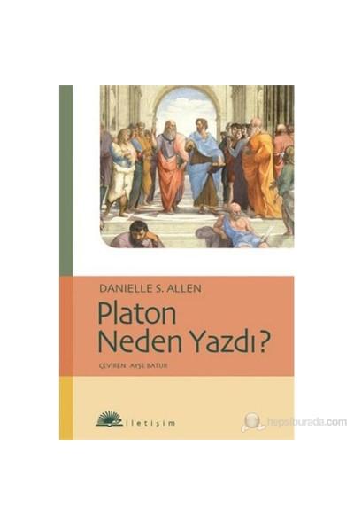 Platon Neden Yazdi-Danielle S. Allen