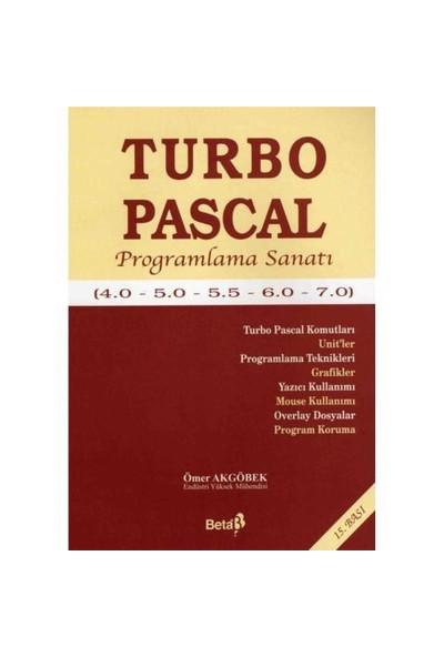 Turbo Pascal İle Programlama Sanatı (4.0-5.0-5.5-6.0-7.0)