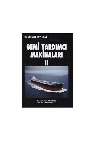 Gemi Yardımcı Makinaları 2-Kemal Demirel