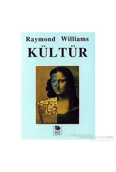 Kültür-Raymond Williams