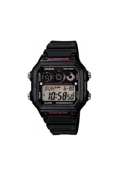Casio AE-1300WH-1A2VDF Digital Erkek Kol Saati