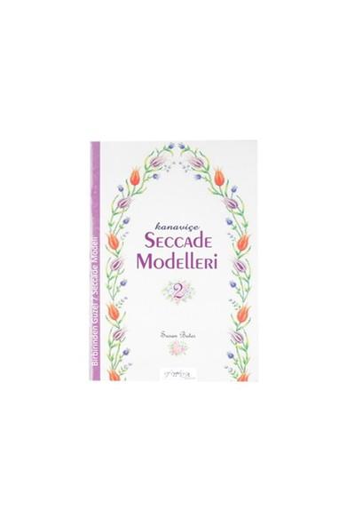 Tuva Yayıncılık Kanaviçe Seccade Modelleri 2 Nakış Dergisi - Susan Bales