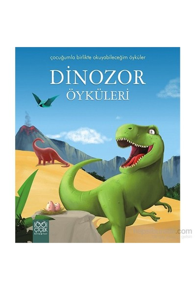 Dinozor Öyküleri - Pascale Hedelin