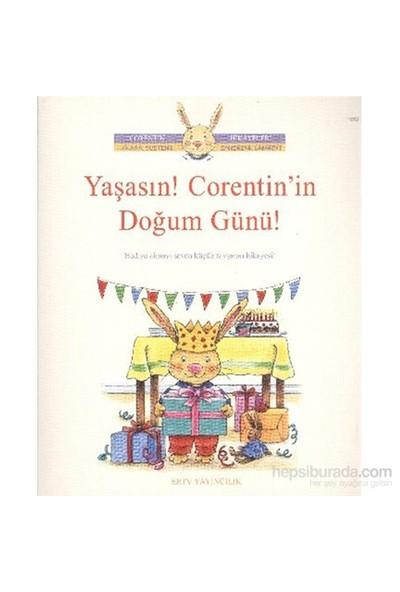 Yaşasın! Corentin'in Doğum Günü