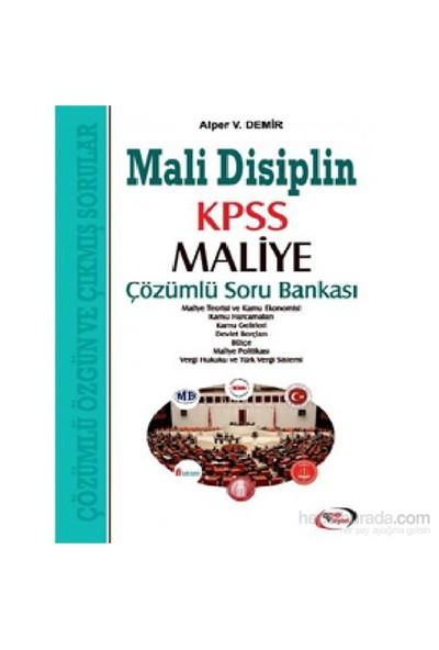 Mali Disiplin-Alper V. Demir