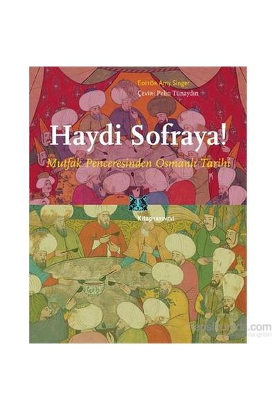 Haydi Sofraya-Amy Singer