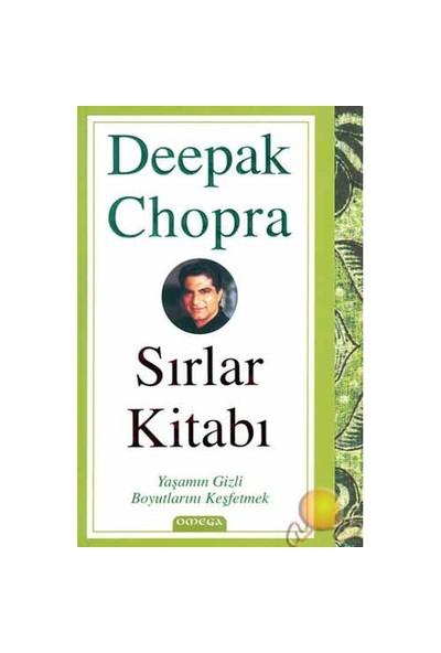 Sırlar Kitabı - Deepak Chopra