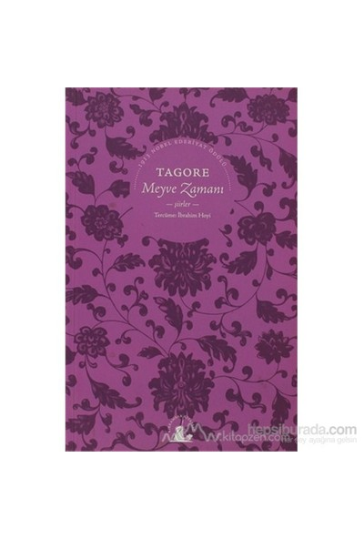 Meyve Zamanı-Rabindranath Tagore