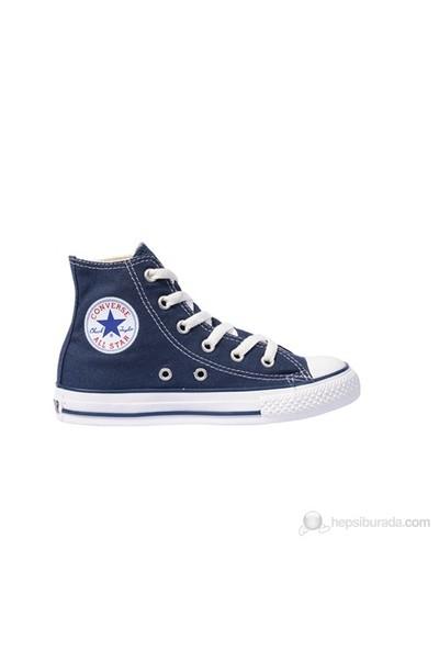 Converse 3J233 Chuck-Taylor-As-Core Navy HI Çocuk Spor Ayakkabı