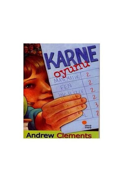 Karne Oyunu - Andrew Clements