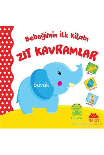Bebeğimin İlk Kitabı - Zıt Kavramlar-Kolektif